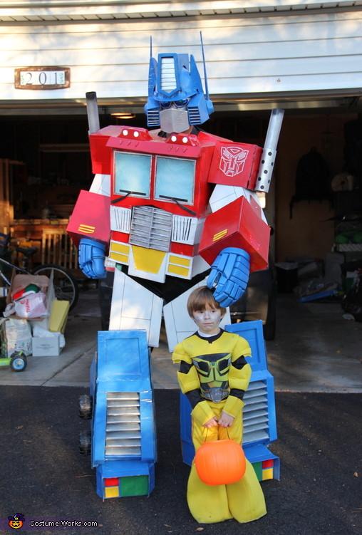 Best ideas about DIY Optimus Prime Costume . Save or Pin Coolest DIY Optimus Prime Adult Costume Now.