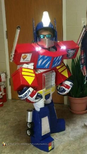 Best ideas about DIY Optimus Prime Costume . Save or Pin 120 best Transformer Costume Ideas images on Pinterest Now.