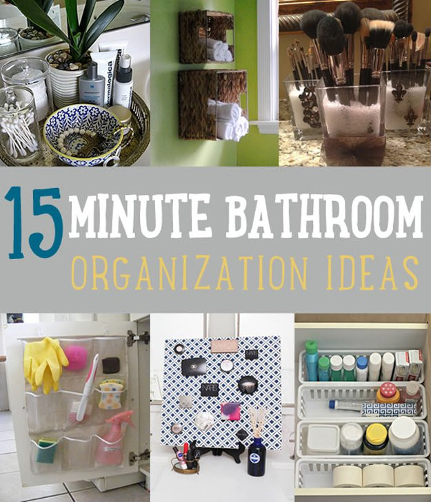 Best ideas about DIY Organization Projects . Save or Pin Home Improvement Hack Ideas DIY Projects Craft Ideas & How Now.
