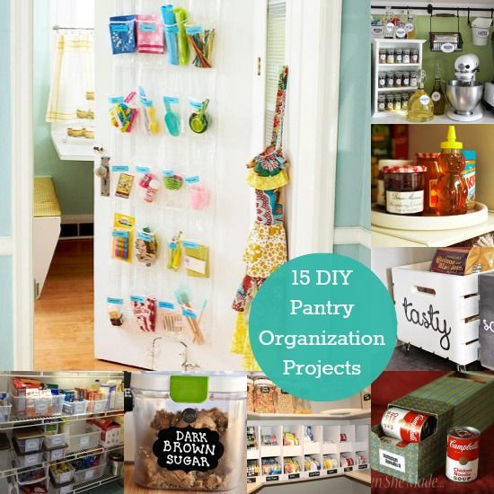 Best ideas about DIY Organization Projects . Save or Pin 6066 best images about Dollar Store Crafts on Pinterest Now.