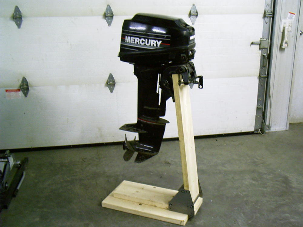 Best ideas about DIY Outboard Motor Stand . Save or Pin Boss Boat Motor Stand Cart Dolly Bracket Outboard Mount Now.