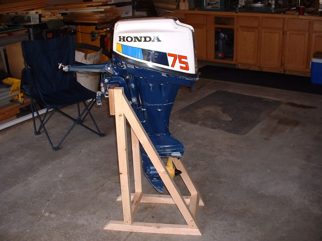 Best ideas about DIY Outboard Motor Stand . Save or Pin diy motor stand Google Search Cabin Projects Now.