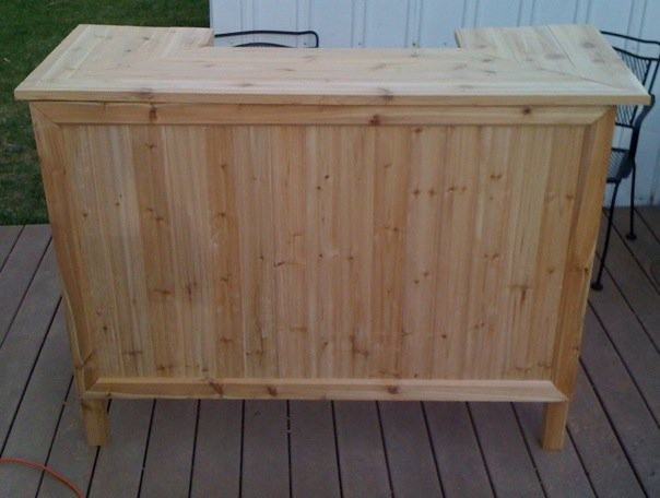 Best ideas about DIY Outdoor Bar Plans . Save or Pin 40 best DIY Patio Furniture images on Pinterest Now.