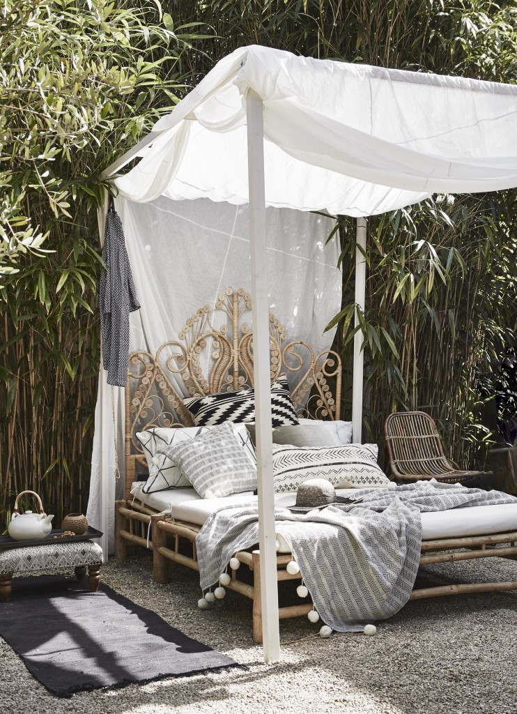 Best ideas about DIY Outdoor Bed . Save or Pin Daydreaming Outdoor Beds Now.