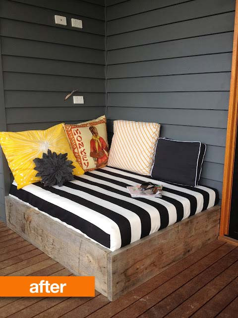 Best ideas about DIY Outdoor Bed . Save or Pin 10 Simple DIY Outdoor Beds Shelterness Now.