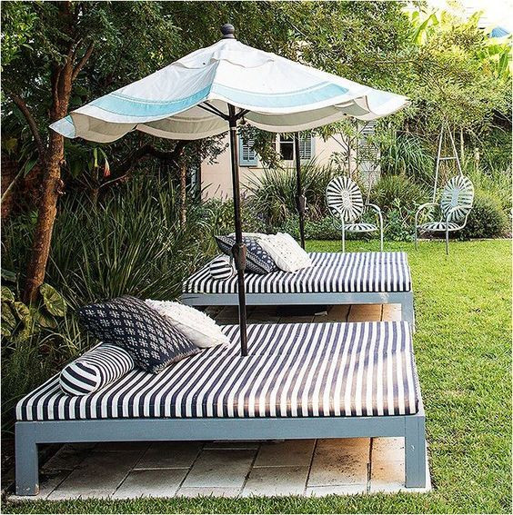 Best ideas about DIY Outdoor Furniture Ideas . Save or Pin 10 DIY Patio Furniture Ideas That Are Simple And Cheap in Now.