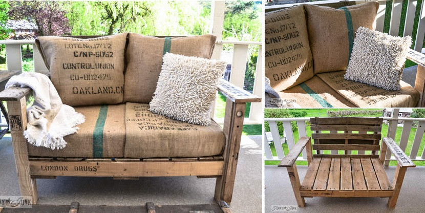Best ideas about DIY Outdoor Furniture Ideas . Save or Pin 50 Wonderful Pallet Furniture Ideas and Tutorials Now.