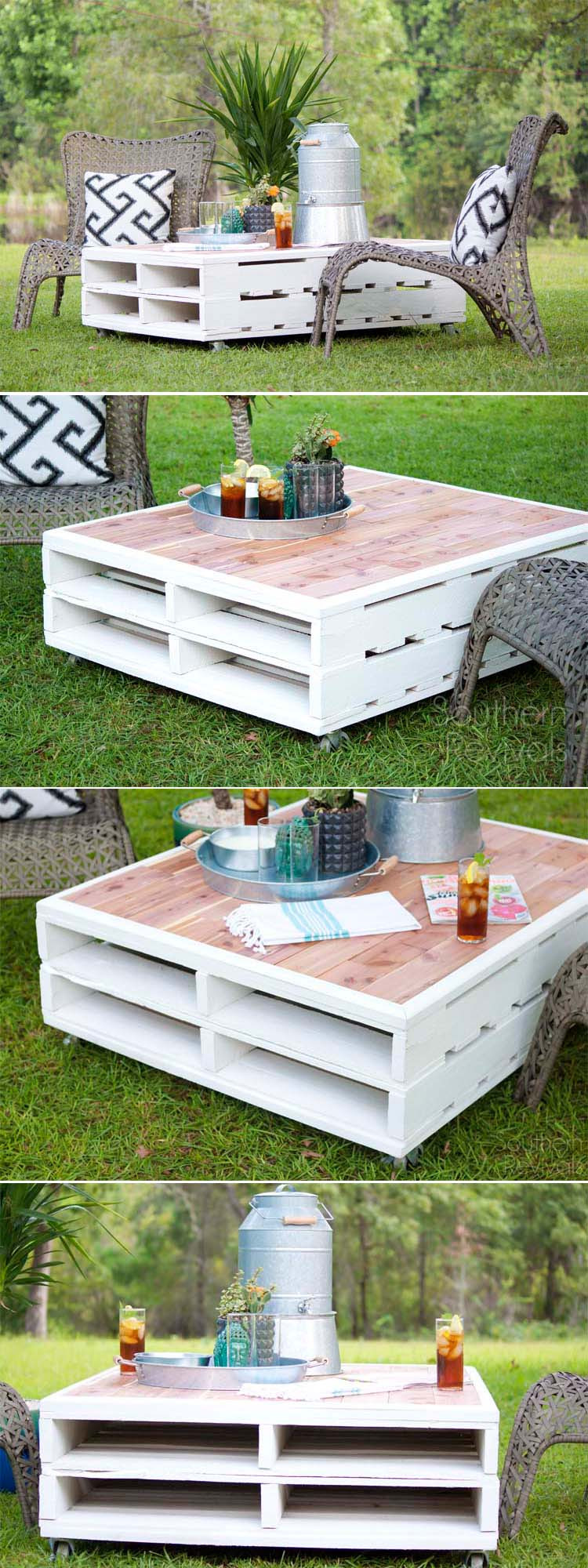 Best ideas about DIY Outdoor Furniture Ideas . Save or Pin 29 Best DIY Outdoor Furniture Projects Ideas and Designs Now.