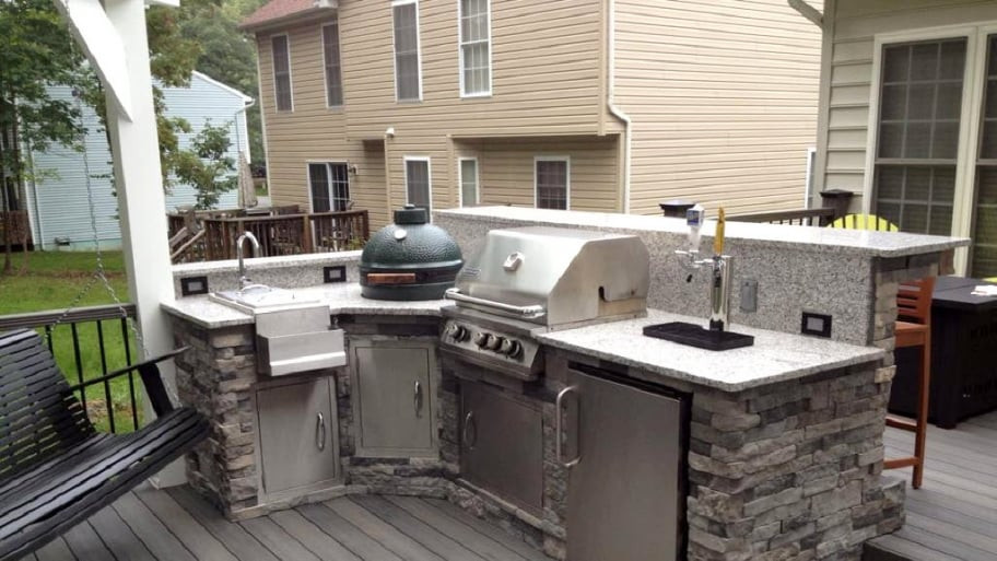 Best ideas about DIY Outdoor Kitchen Kits . Save or Pin DIY Outdoor Kitchen Is This a Project for You Now.
