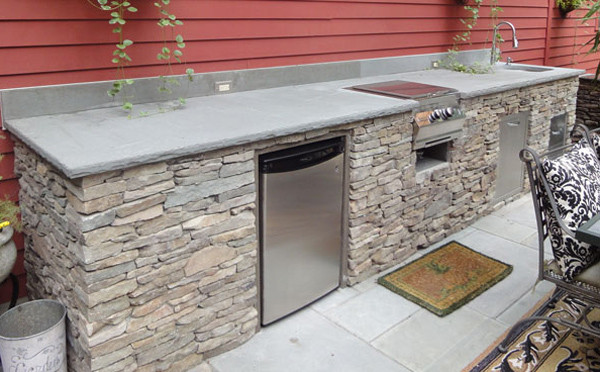 Best ideas about DIY Outdoor Kitchen Kits . Save or Pin 13 Nice Diy Outdoor Portable Kitchen Islands Now.