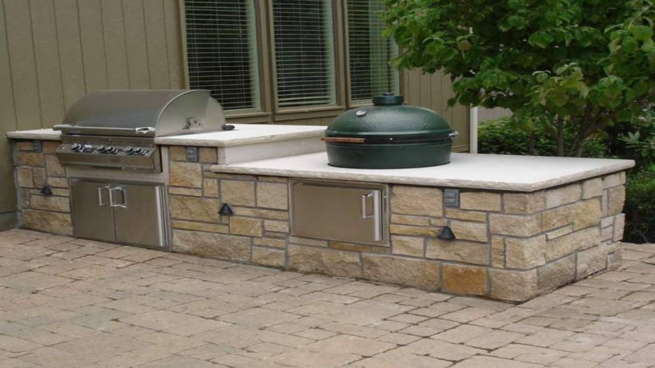 Best ideas about DIY Outdoor Kitchen Kits . Save or Pin Kitchen islands designs outdoor kitchen kit do it Now.