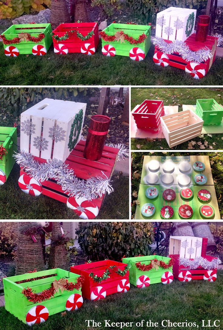 Best ideas about DIY Outdoor Lawn Christmas Decorations . Save or Pin Best 25 Outdoor christmas decorations ideas on Pinterest Now.