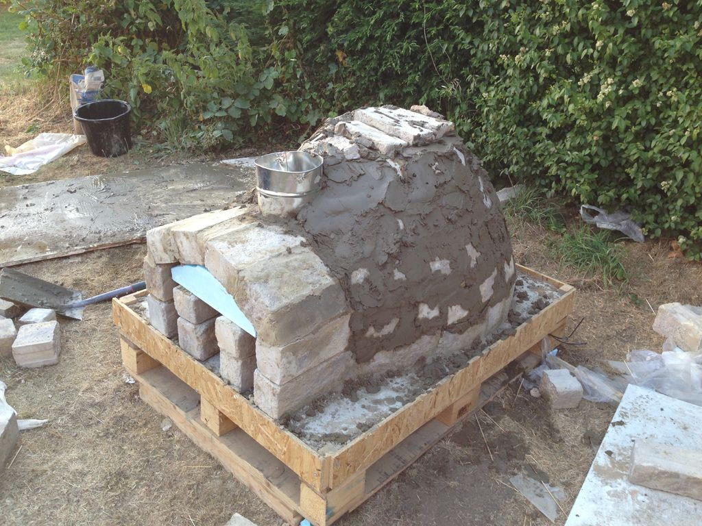 Best ideas about DIY Outdoor Pizza Oven . Save or Pin DIY Outdoor Project Pizza Oven iCreatived Now.