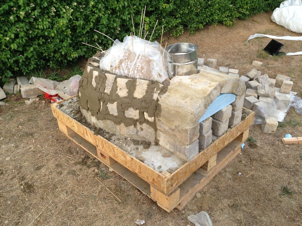 Best ideas about DIY Outdoor Pizza Oven . Save or Pin DIY Outdoor Project Pizza Oven 03 iCreatived Now.
