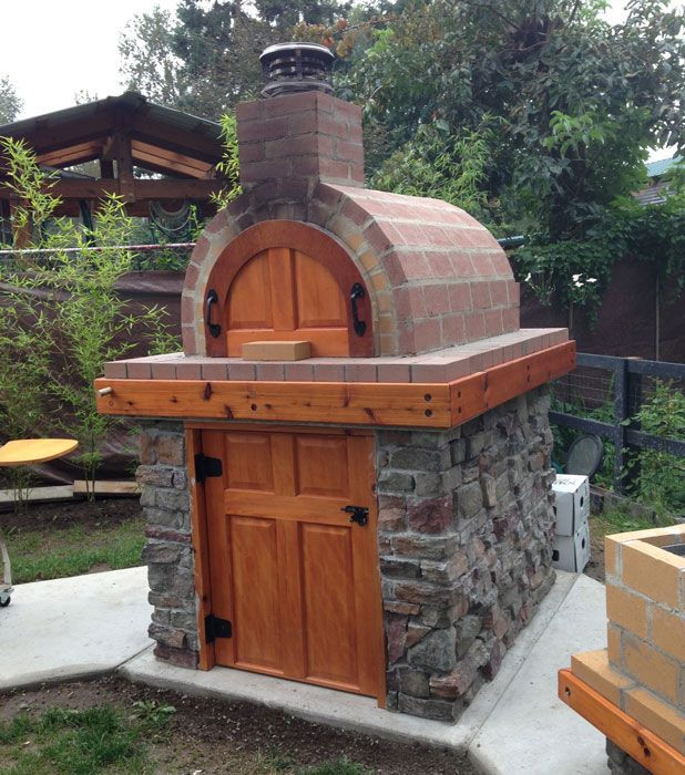 Best ideas about DIY Outdoor Pizza Oven . Save or Pin 144 best Outdoor cooking and sauna images on Pinterest Now.