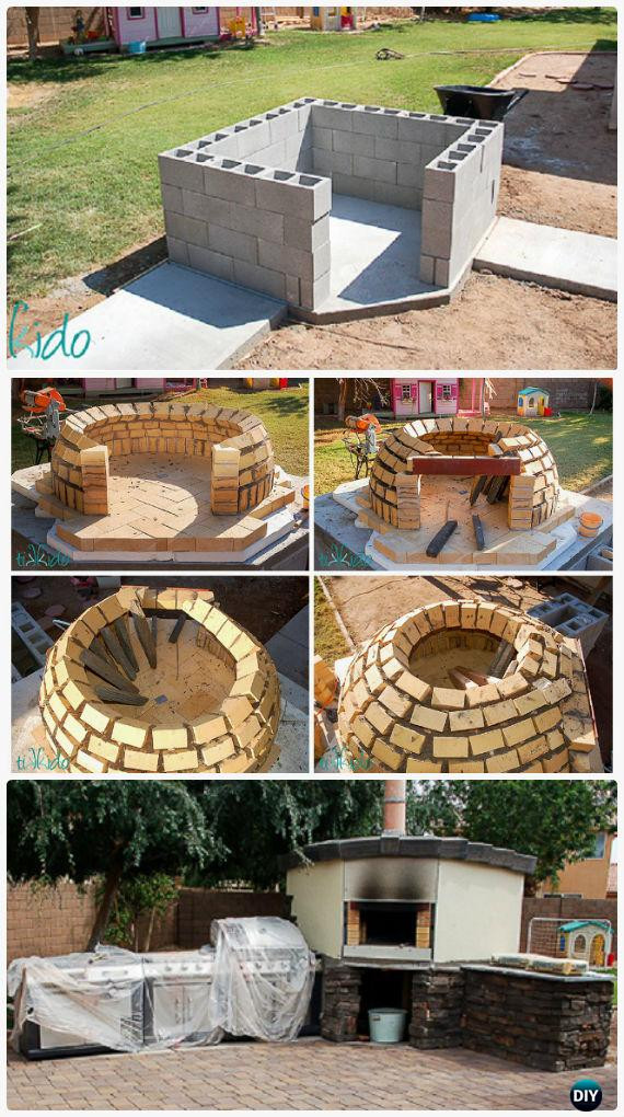 Best ideas about DIY Outdoor Pizza Oven . Save or Pin DIY Outdoor Pizza Oven Ideas & Projects Instructions Now.