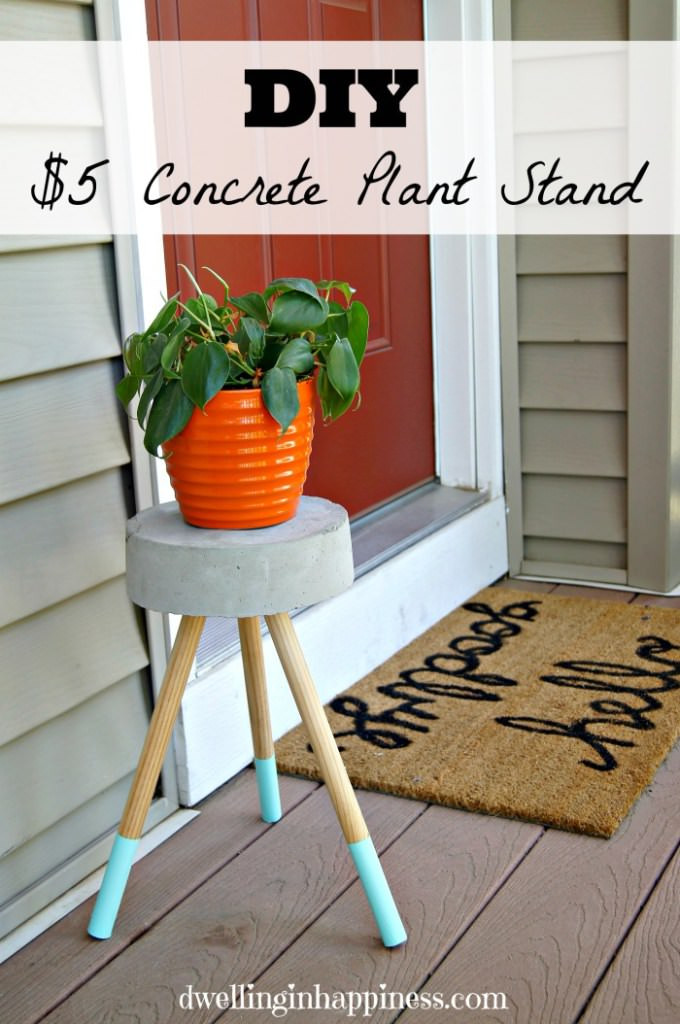 Best ideas about DIY Outdoor Plant Stand . Save or Pin Best And Most Creative DIY Plant Stand Ideas For Now.