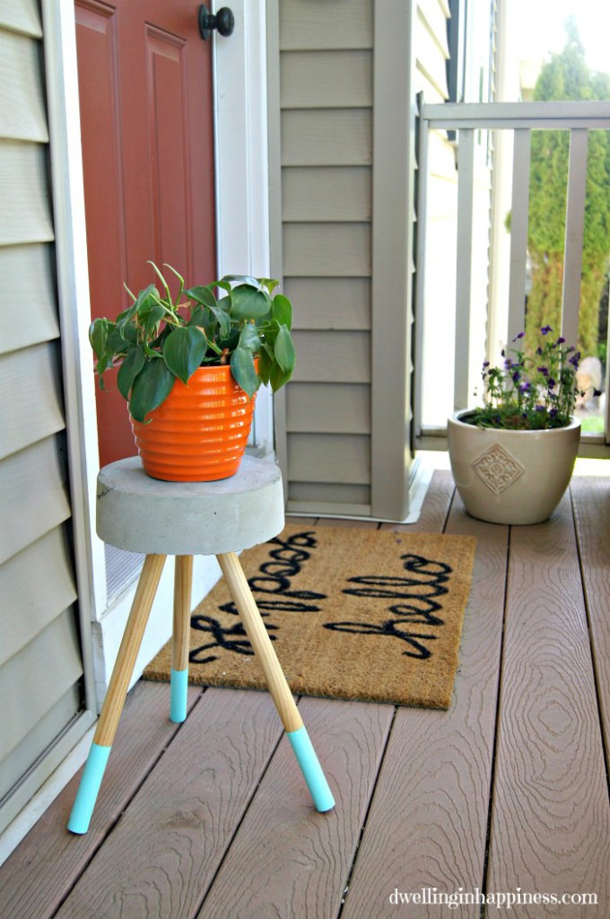 Best ideas about DIY Outdoor Plant Stand . Save or Pin 36 DIY Plant Stand Ideas for Indoor and Outdoor Decoration Now.