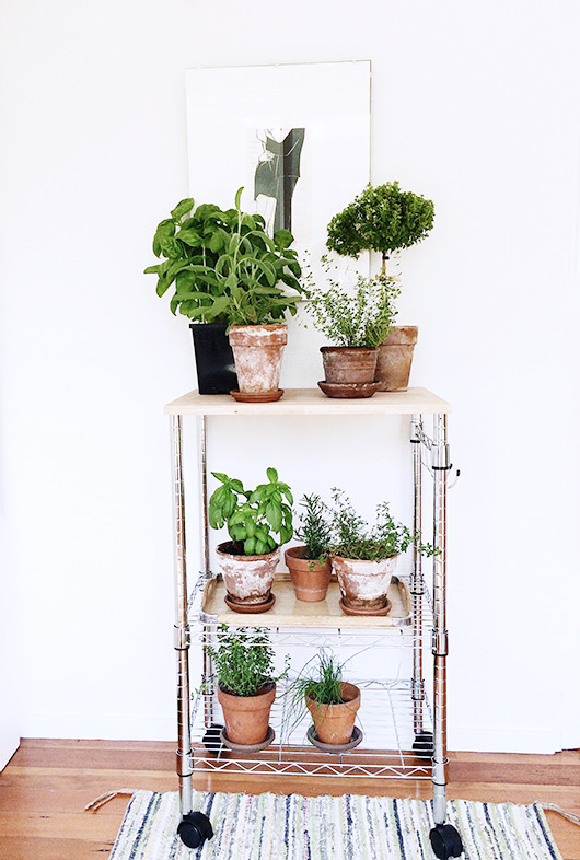 Best ideas about DIY Outdoor Plant Stand . Save or Pin 15 DIY Plant Stands You Can Make Yourself – Home and Now.