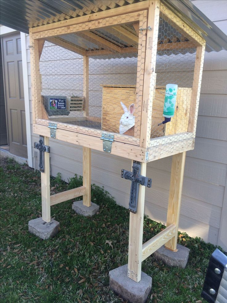 Best ideas about DIY Outdoor Rabbit Cage . Save or Pin 25 best ideas about Rabbit Hutches on Pinterest Now.