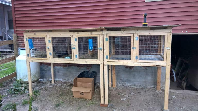 Best ideas about DIY Outdoor Rabbit Cage . Save or Pin 13 Epic Free Rabbit Hutch Plans You Can Download & Build Now.