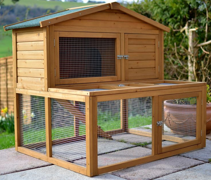 Best ideas about DIY Outdoor Rabbit Cage . Save or Pin 2240 best Diy Rabbit Hutch Pallets images on Pinterest Now.