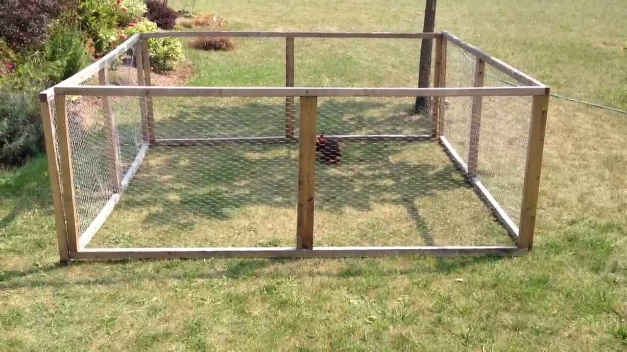 Best ideas about DIY Outdoor Rabbit Cage . Save or Pin Canadian Outdoor Easy to Build Rabbit Run Now.