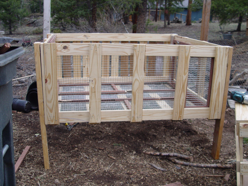 Best ideas about DIY Outdoor Rabbit Cage . Save or Pin Download Do It Yourself Outdoor Rabbit Hutch Plans DIY how Now.