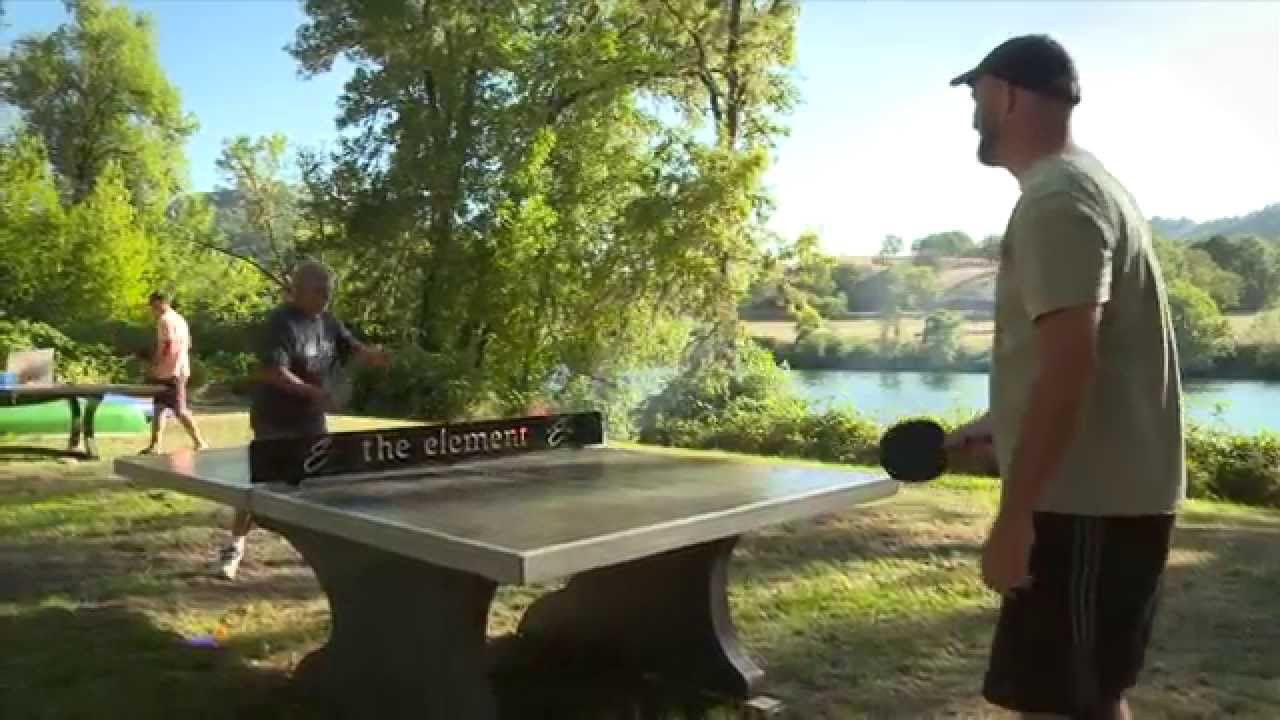 Best ideas about DIY Outside Ping Pong Table . Save or Pin Quality outdoor ping pong concrete results Now.