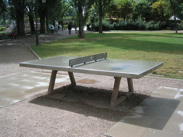 Best ideas about DIY Outside Ping Pong Table . Save or Pin MHTableTennis The Top 10 Places to Play Ping Pong Now.