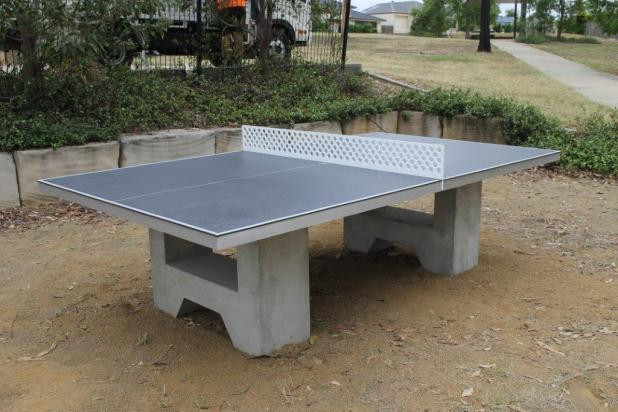 Best ideas about DIY Outside Ping Pong Table . Save or Pin Concrete Ping Pong Table Diy Now.