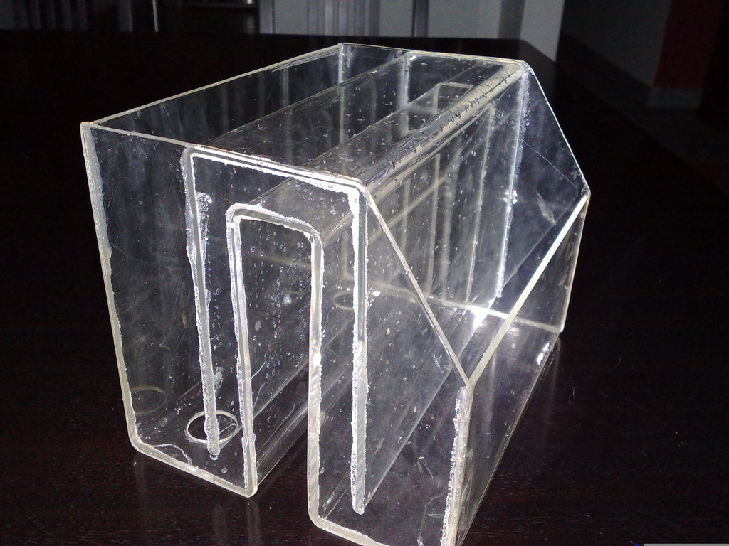 Best ideas about DIY Overflow Box . Save or Pin my attempt at a diy overflow box Now.