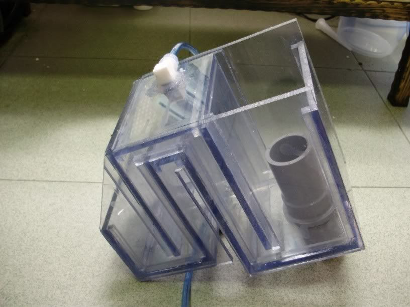 Best ideas about DIY Overflow Box . Save or Pin Almost DIYed Marine tank journal Arofanatics Fish Talk Now.