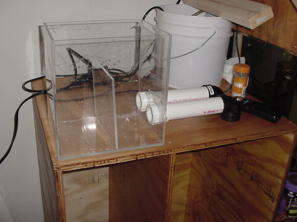 Best ideas about DIY Overflow Box . Save or Pin ITurnRocks DIY Filter Now.