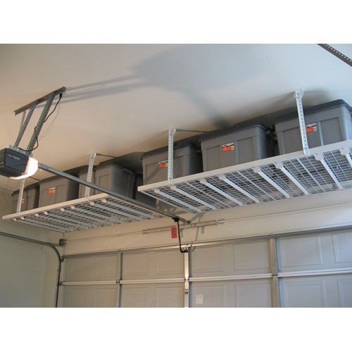 Best ideas about DIY Overhead Garage Storage Plans . Save or Pin 27 best Garage Wall and Ceiling Organization images on Now.