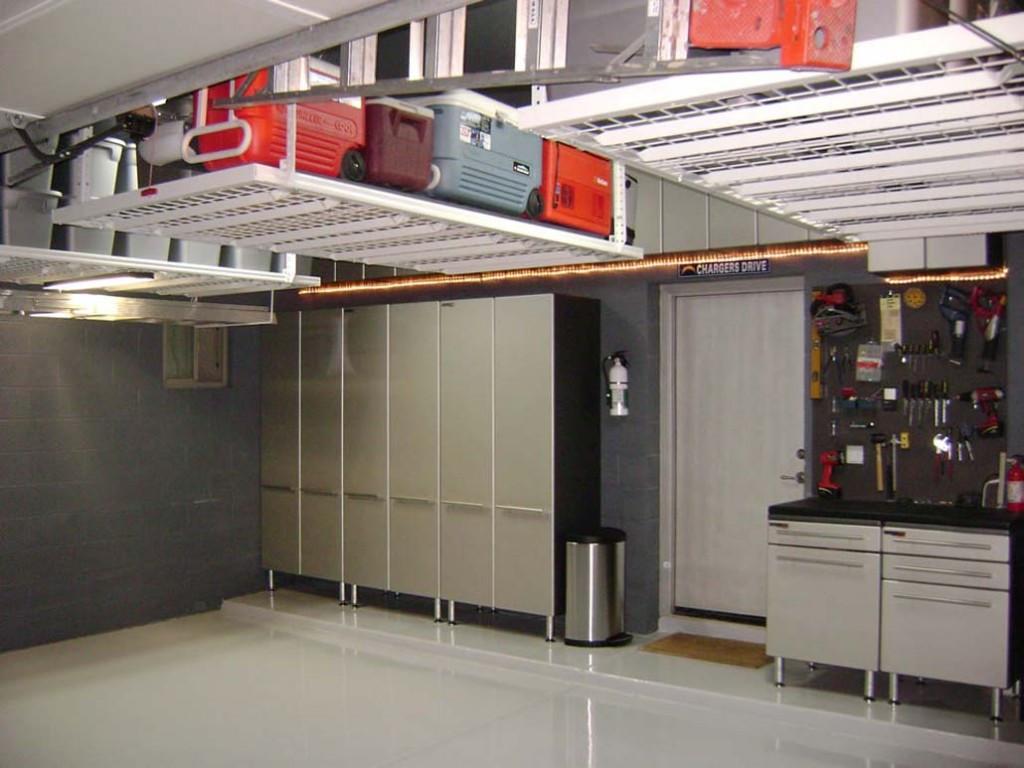 Best ideas about DIY Overhead Garage Storage Plans . Save or Pin Is Overhead Garage Storage a Wise Decision Now.