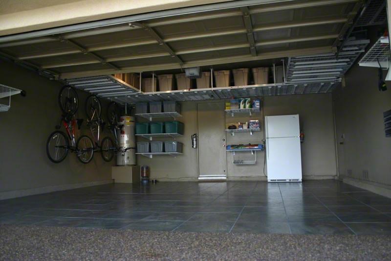 Best ideas about DIY Overhead Garage Storage Plans . Save or Pin Great Garaginize Garage Overhead Storage Diy Design Ideas Now.