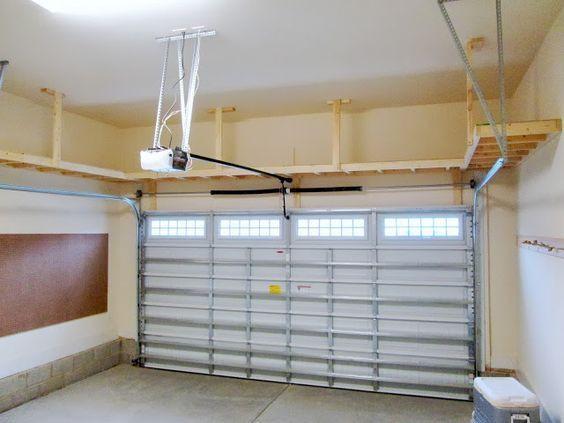 Best ideas about DIY Overhead Garage Storage Plans . Save or Pin overhead garage organization Google Search Now.