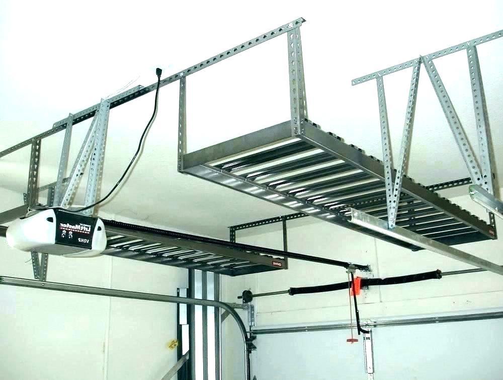 Best ideas about Diy Overhead Garage Storage Pulley System . Save or Pin Overhead Garage Storage Lift Systems Now.