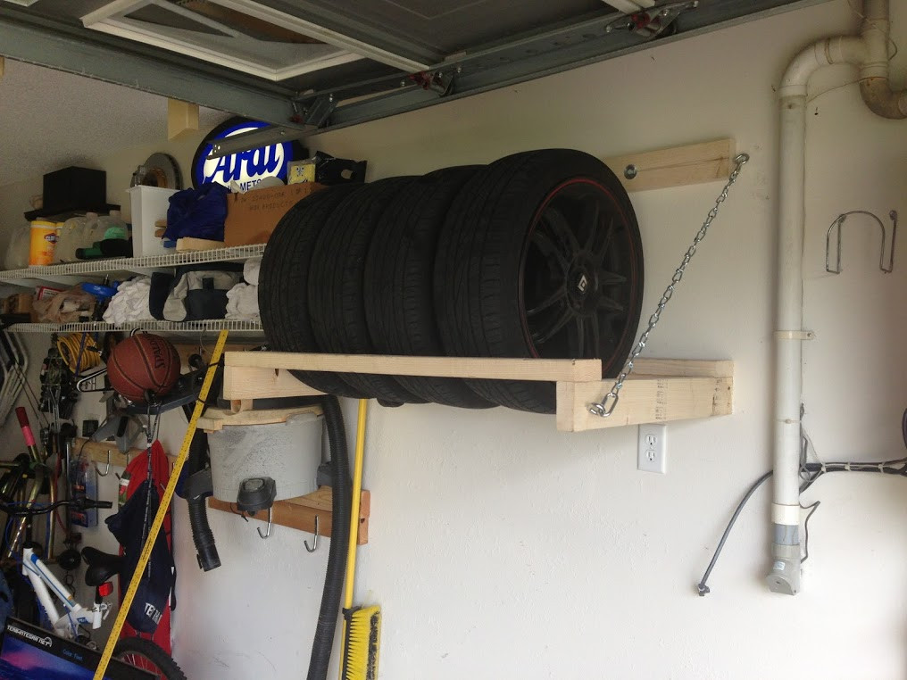 Best ideas about Diy Overhead Garage Storage Pulley System . Save or Pin garage What are the names for a light duty hoist pulley Now.