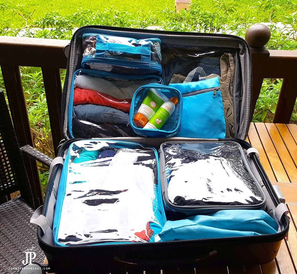 Best ideas about DIY Packing Cubes . Save or Pin How to pack a suitcase like a pro with EzPacking Cubes 4 Now.