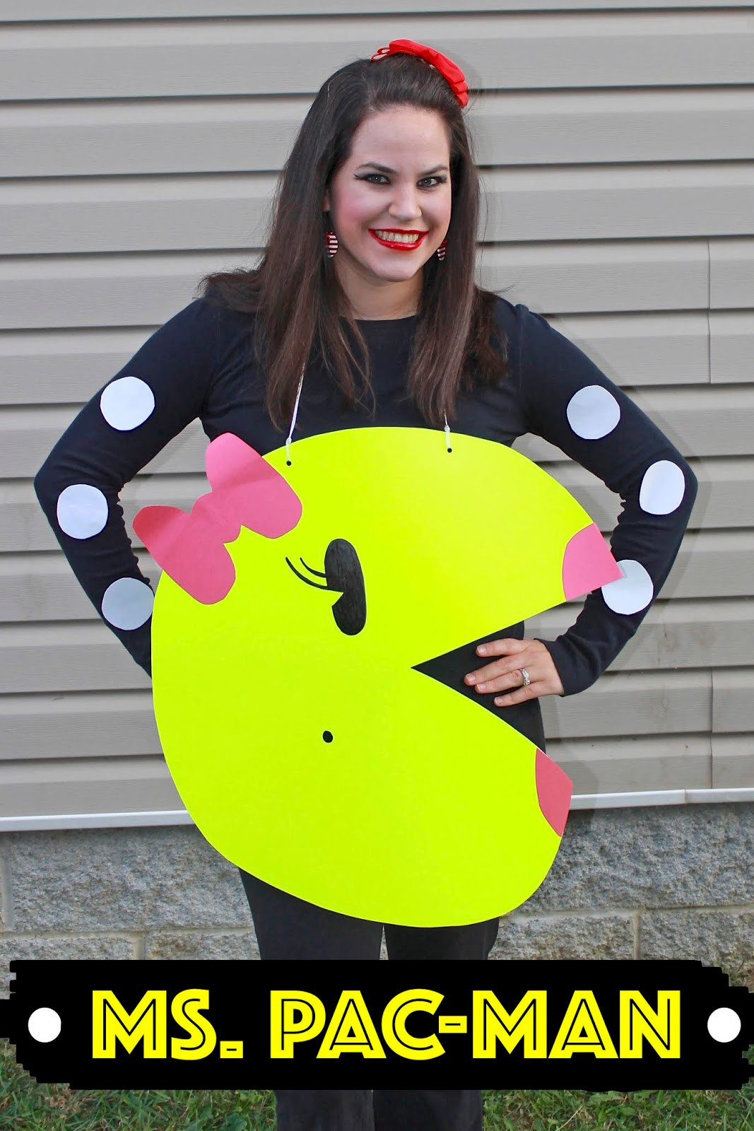 Best ideas about DIY Pacman Costume . Save or Pin Pac man Family Costume Now.