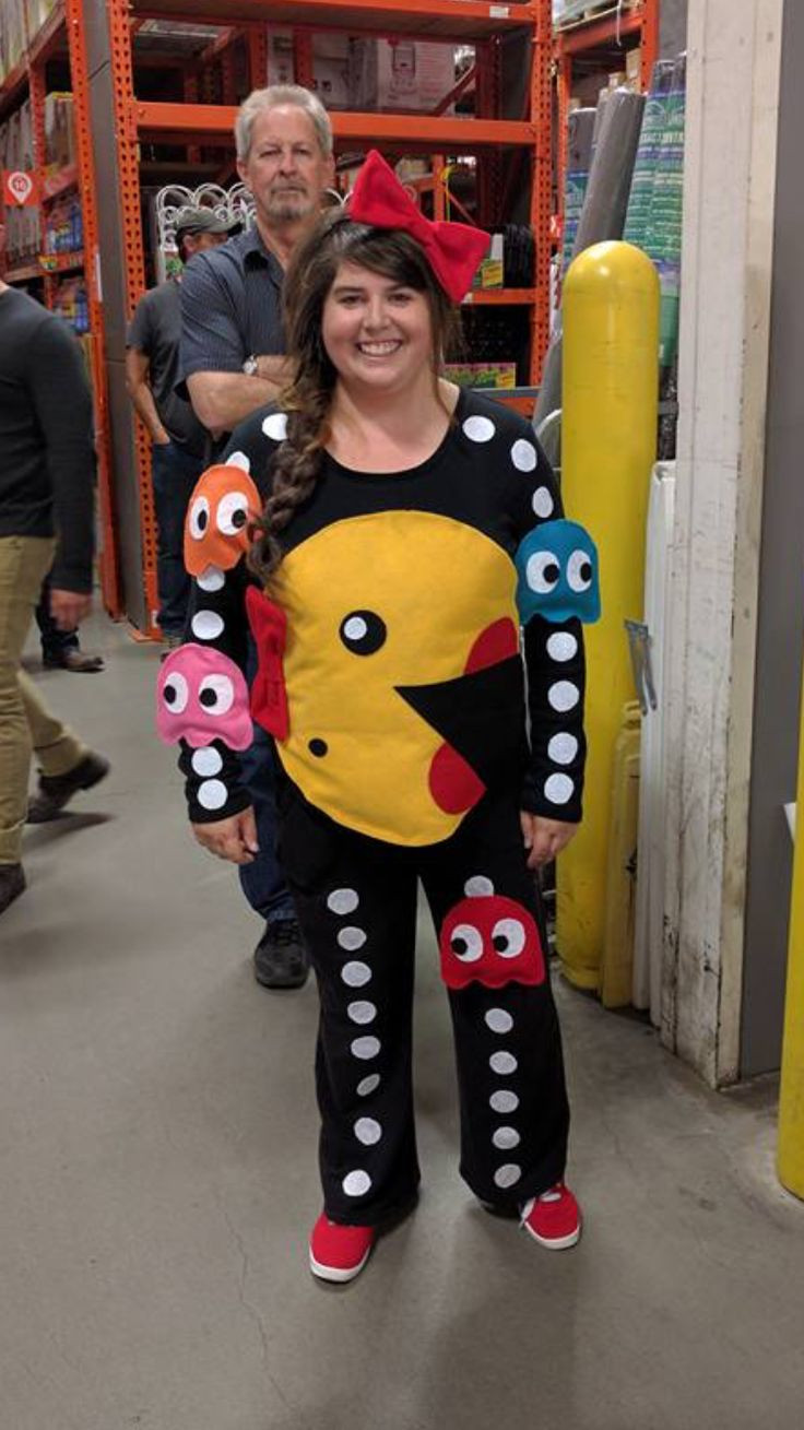 Best ideas about DIY Pacman Costume . Save or Pin My DIY Ms Pacman costume inspired by a similar costume I Now.