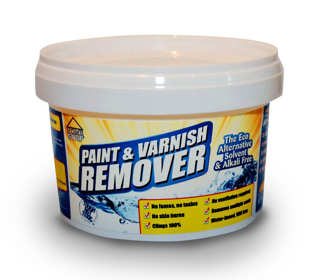 Best ideas about DIY Paint Remover . Save or Pin Eco Solutions Home Strip Paint and Varnish Remover 2 Litre Now.