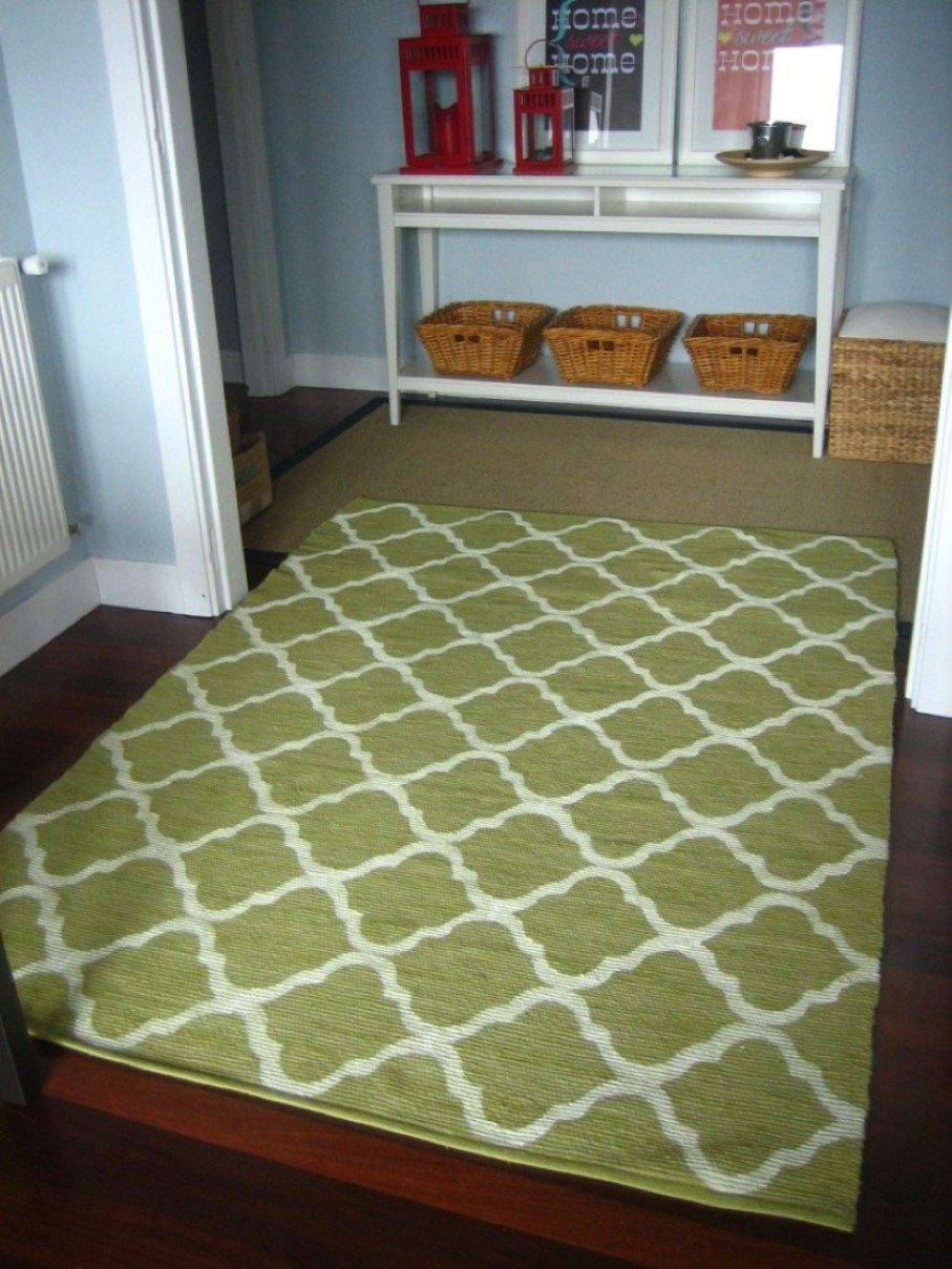 Best ideas about DIY Painted Rug . Save or Pin DIY Floor Rug Gives the Nuance of Dream Decoration Now.