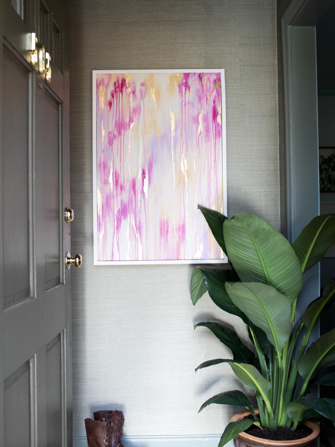 Best ideas about DIY Painting Ideas . Save or Pin 6 Chic DIY Art Projects Feng Shui Art Now.