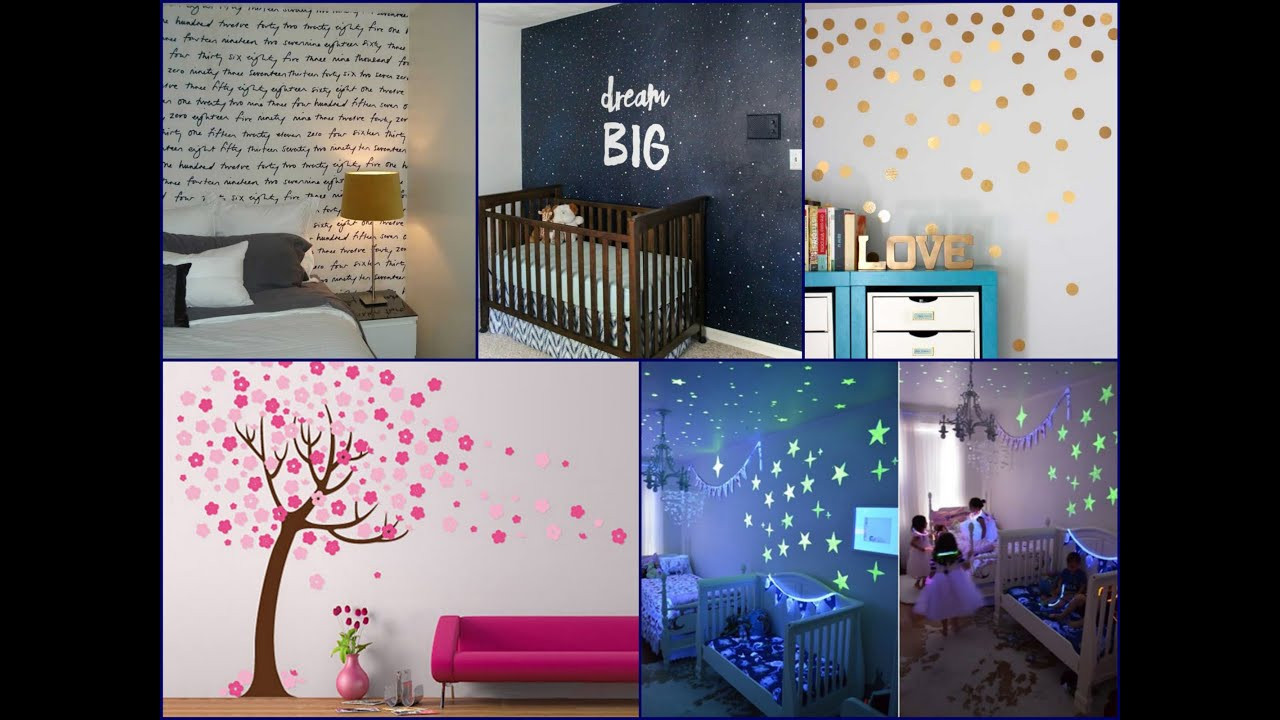 Best ideas about DIY Painting Ideas . Save or Pin DIY Wall Painting Ideas Easy Home Decor Now.