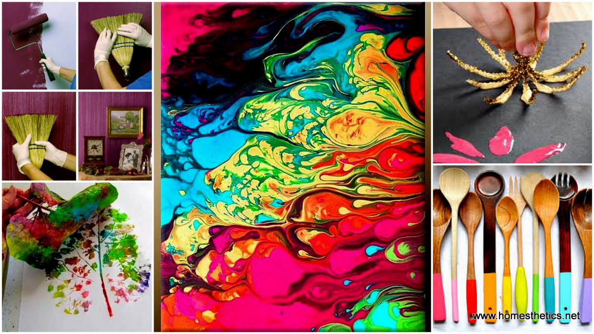 Best ideas about DIY Painting Ideas . Save or Pin Get Your Hands Dirty With DIY Painting Crafts And Ideas Now.