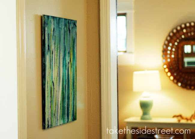 Best ideas about DIY Painting Wall . Save or Pin 24 Awesome DIY Canvas Art Ideas Now.