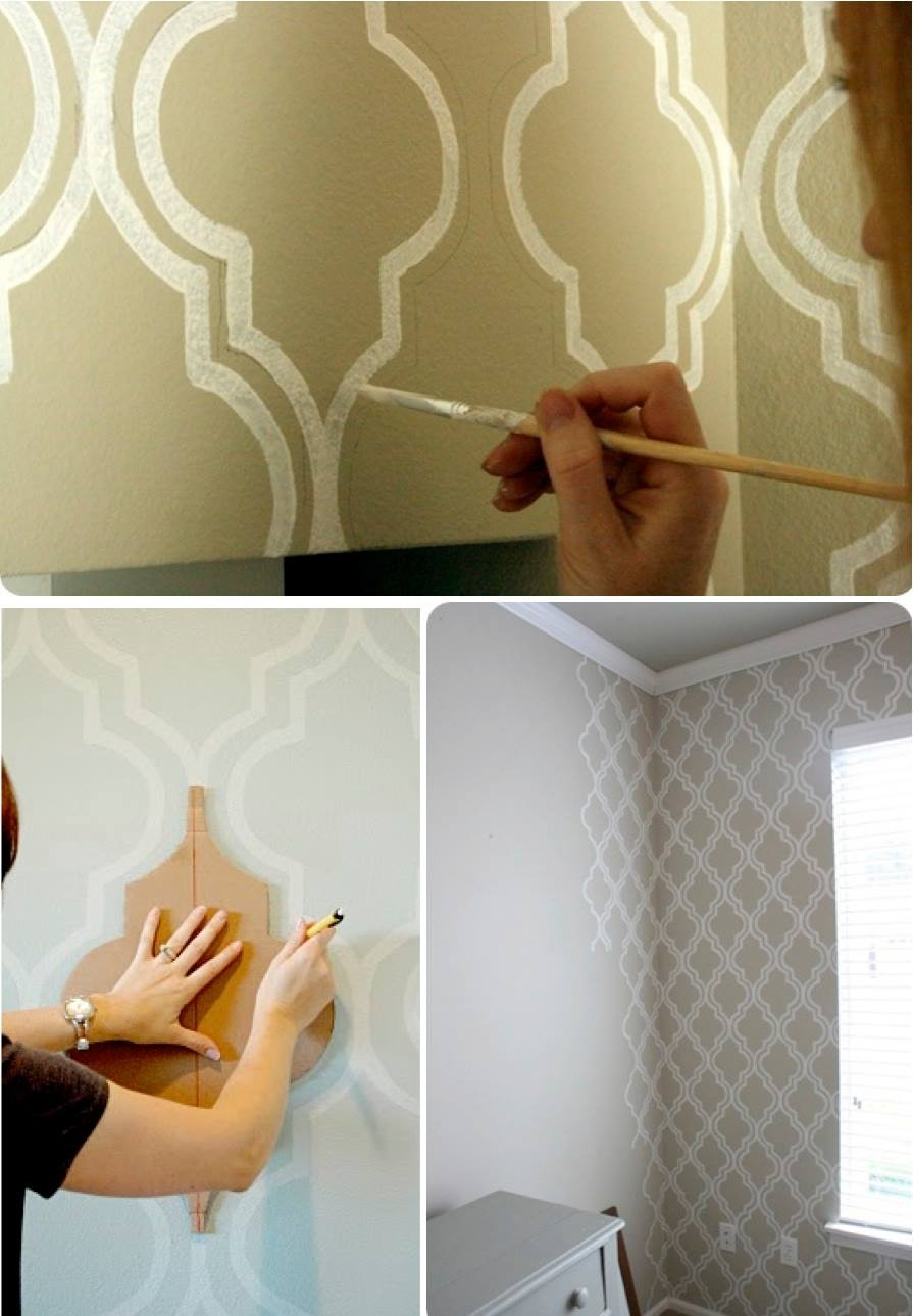 Best ideas about DIY Painting Wall . Save or Pin DIY Wall Art Painting Ideas Now.